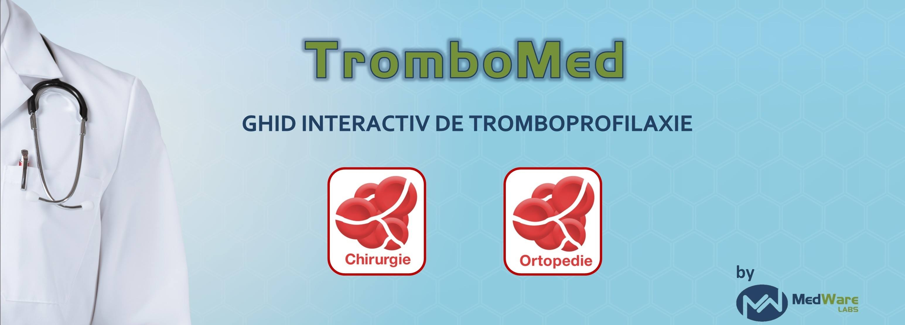 TromboMed - tromboprofilaxie